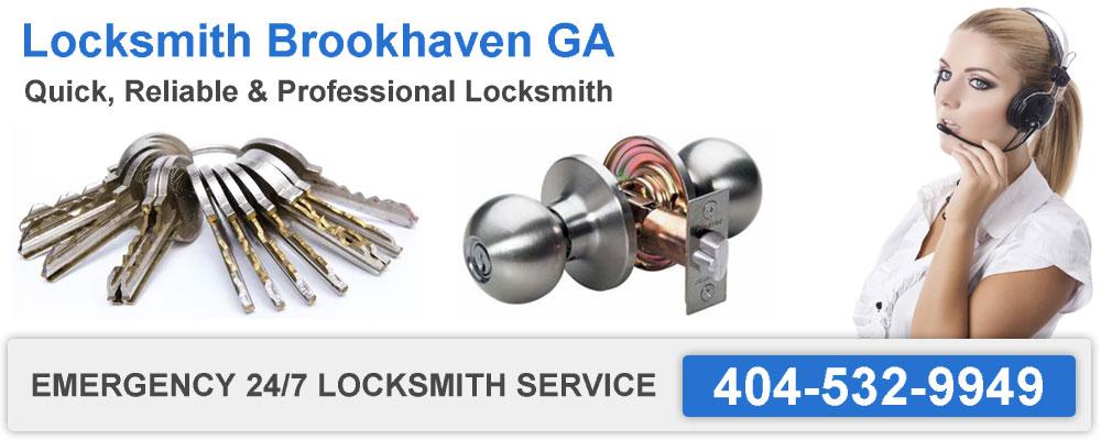locksmith brookhaven banner